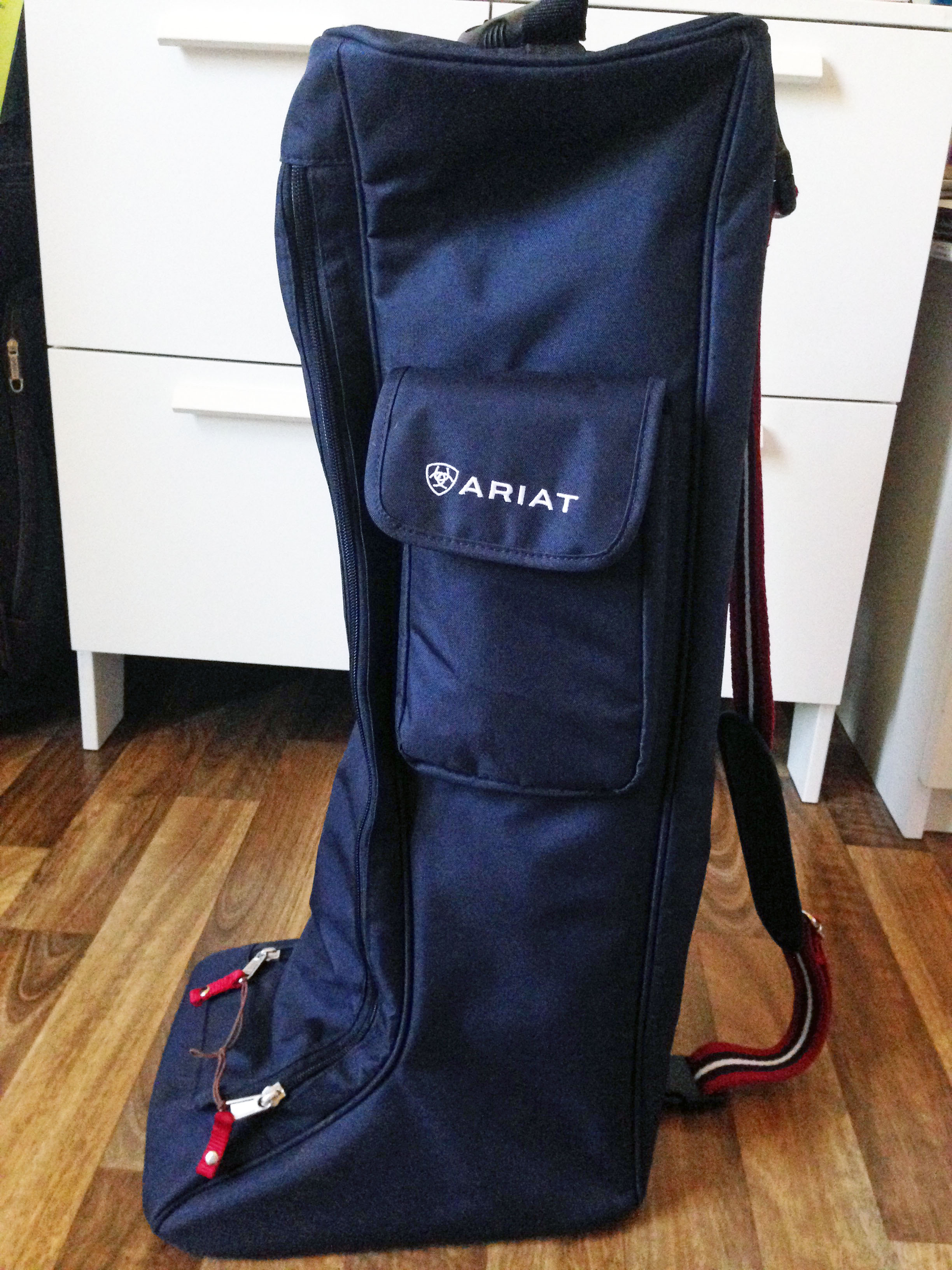 Ariat Tall Boot Bag Review | Tofino Tack