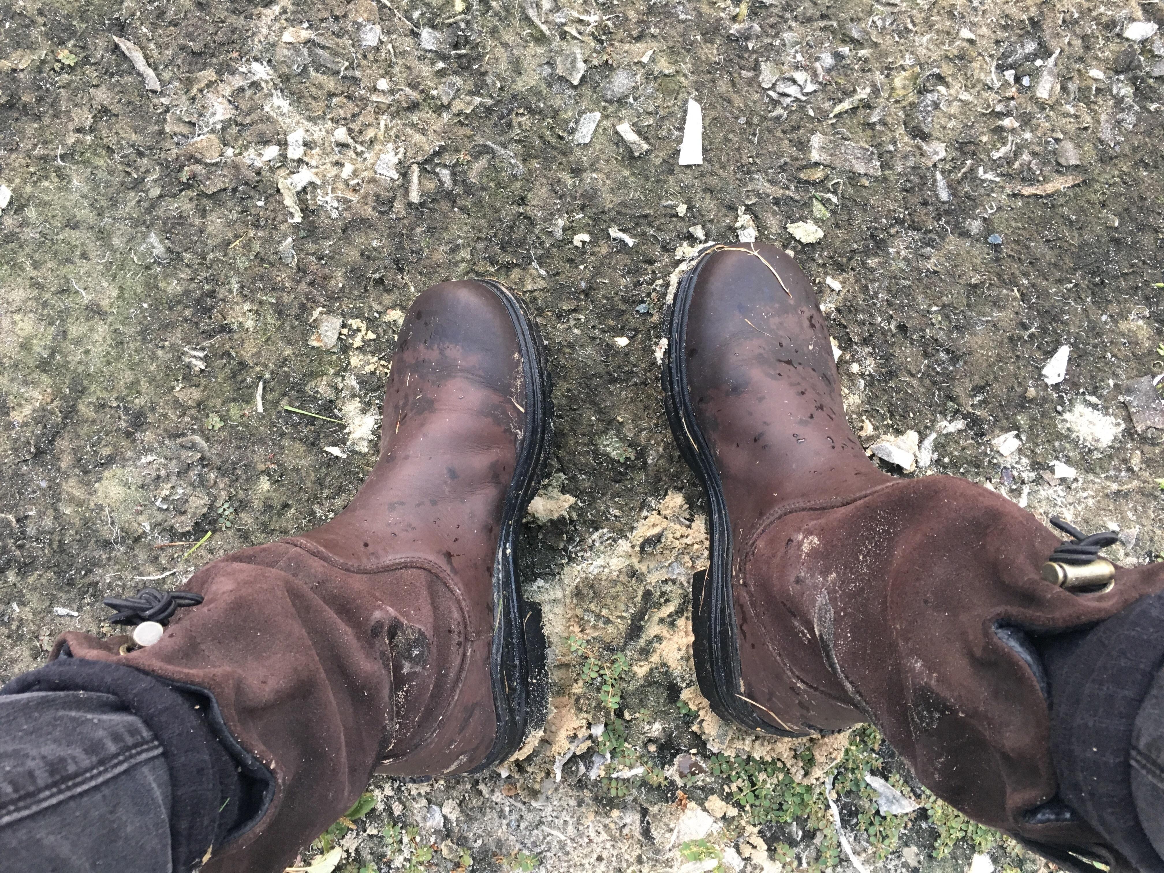 boots | Tofino Tack